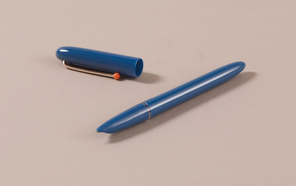 Retro Fountain Pen, Blue