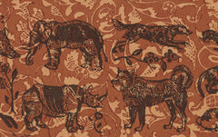 J Jeffery Paper, Black and Brown Animals