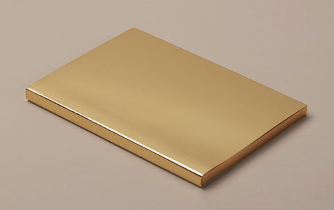 Gold Ingot Notebook