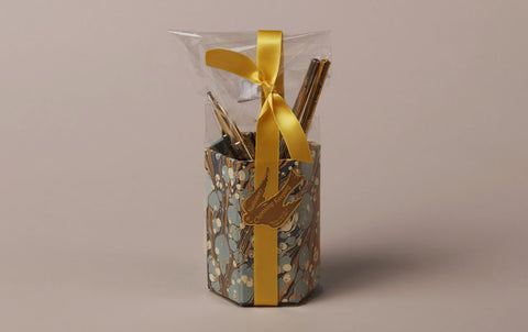 Pencil pot Gift Set