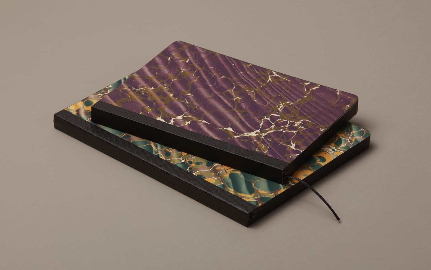 Marbled Choosing Keeping Notebook