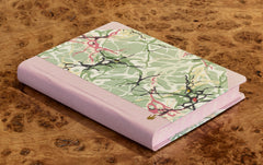 "Extra-Thick ""Composition Ledger"" Wallpaper Collection Notebook, Green Granite"