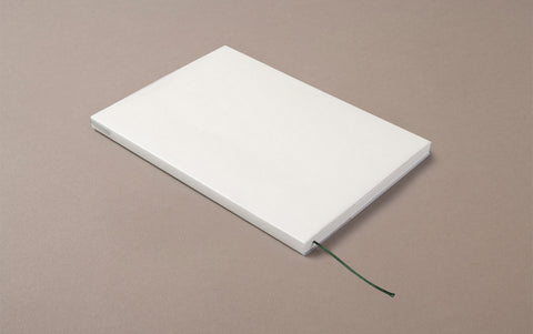 White MD A5 Notebook