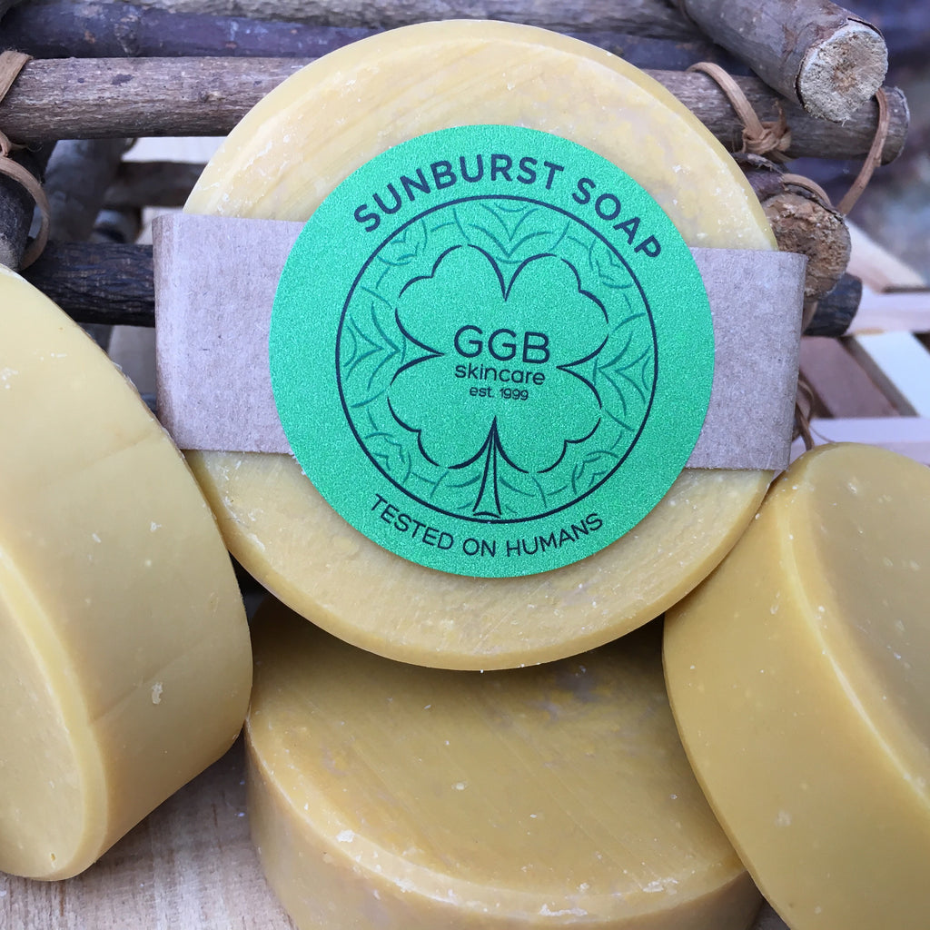 Sunburst Soap
