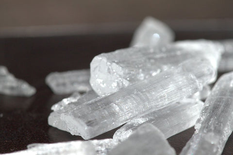 Menthol Crystals for Heath & Beauty 01/26/19