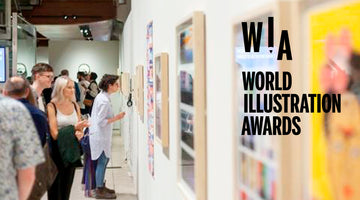 World Illustration Awards 2016 Exhibition