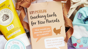 New Parents Coaching Cards designed by us shortlisted for Award