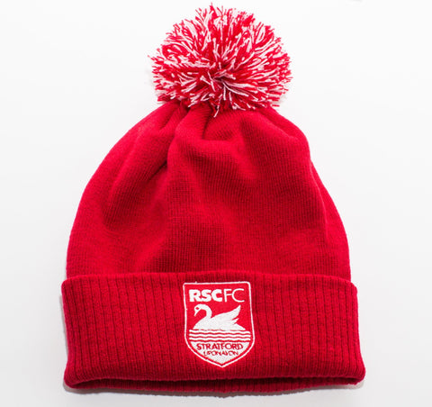 RSC FC Woolly Hat for The Boy in the Dress Musical Production