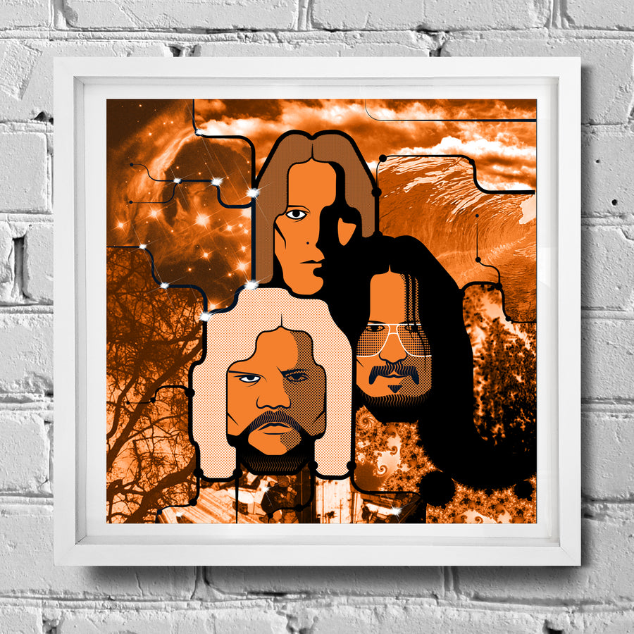 Tangerine Dream Print