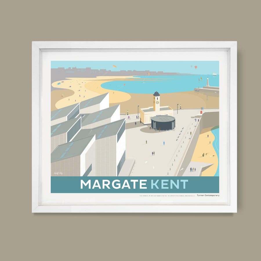 Turner Contemporary, Margate Poster