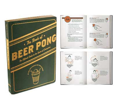 Beer Pong Book