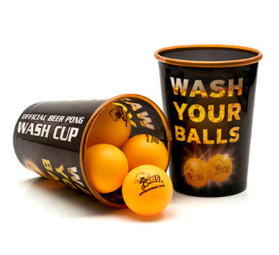Beer Pong Wash Cups