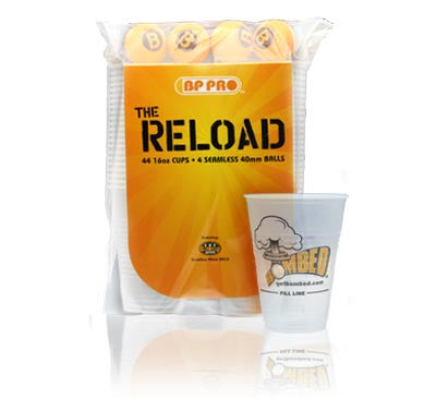 The Reload Beer Pong Kit