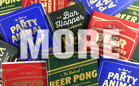 Beer Pong Books