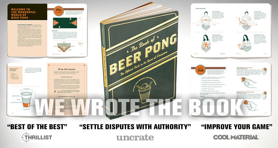 The Original Beer Pong Kit