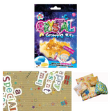 Pass the Parcel Party Game - Crystal Making Kit