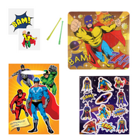 Superhero Party Bag