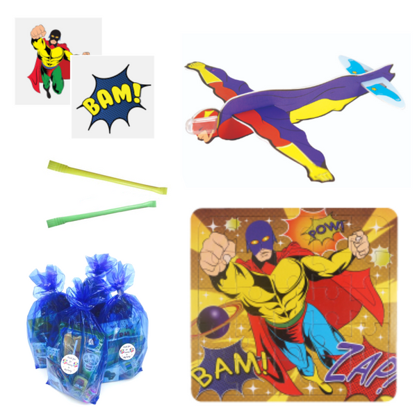 Boys Party Bag A
