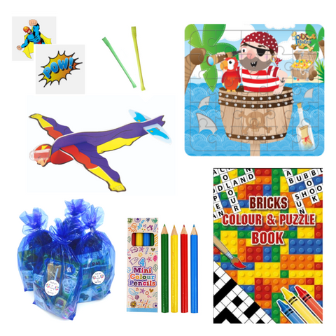 Boys Party Bag B