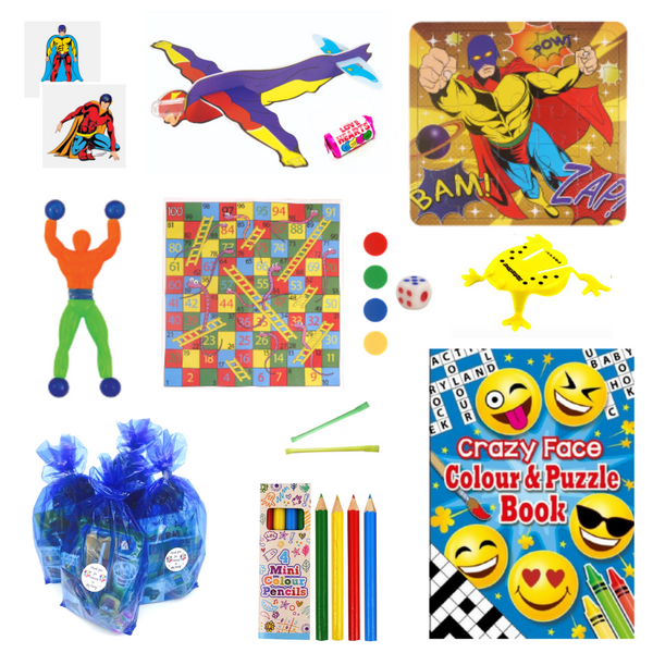 Boys Party Bag C