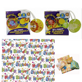 Pass the Parcel Party Game - CBeebie Puzzle