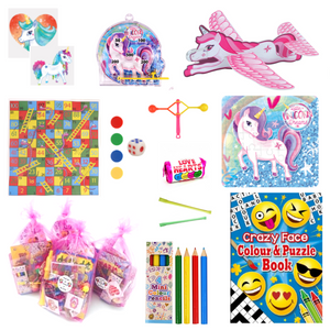 Girls Party Bag C