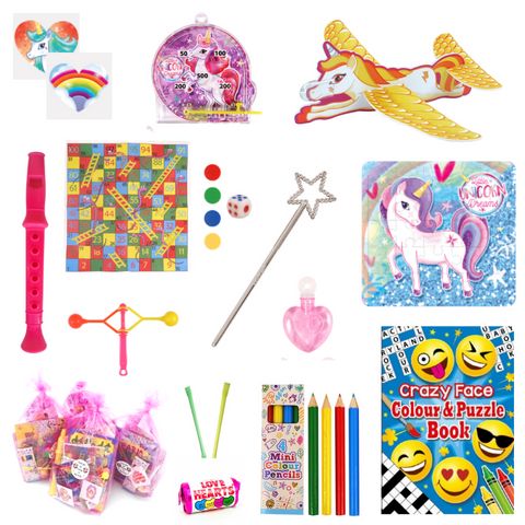 Girls Party Bag D