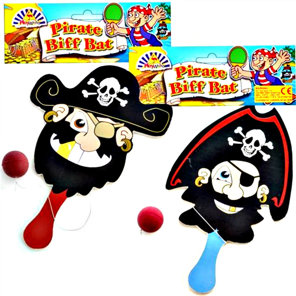 Pirate Biff Bat - We love party bags
