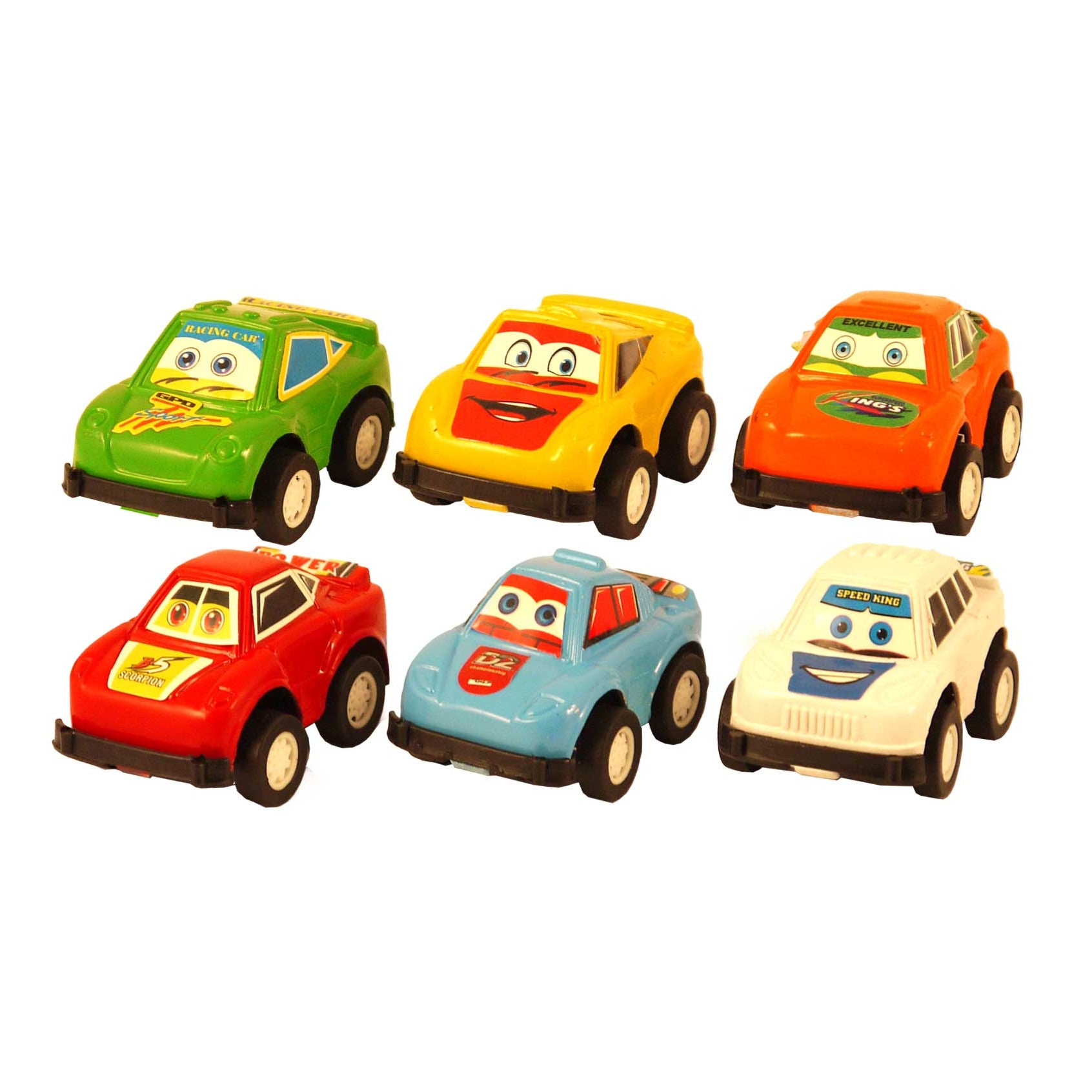 Pull Back Racing Car - We love party bags