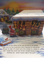 Christmas Pop Up Book - 'Santa's Sleigh Ride' - We love party bags - 2