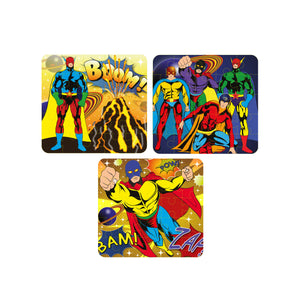 Superhero Puzzle - We love party bags