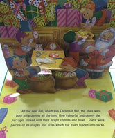 Christmas Pop Up Book - 'Welcome to Santa's Toy Shop'' - We love party bags - 2