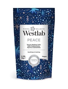 Westlab Peace on Earth Festive Bathing Salts 1kg