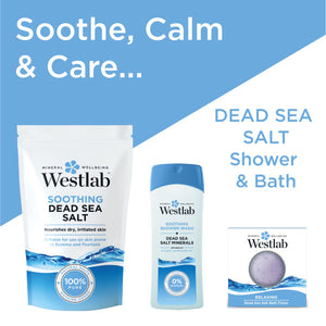 Soothing Dead Sea Shower Wash x 6