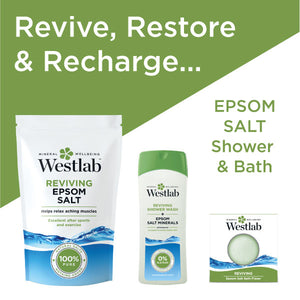 Reviving Epsom Shower Wash x 6