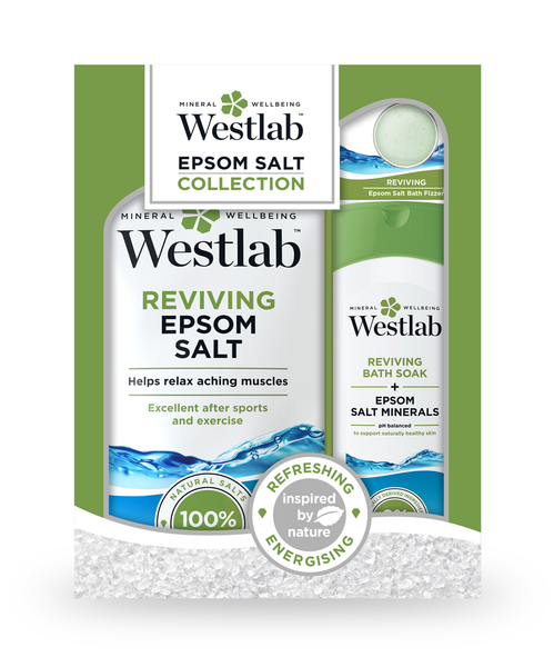 Reviving Epsom Salt Gift Collection