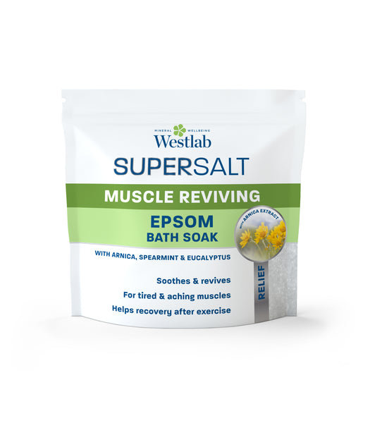 Epsom Muscle Relief Supersalt 1Kg