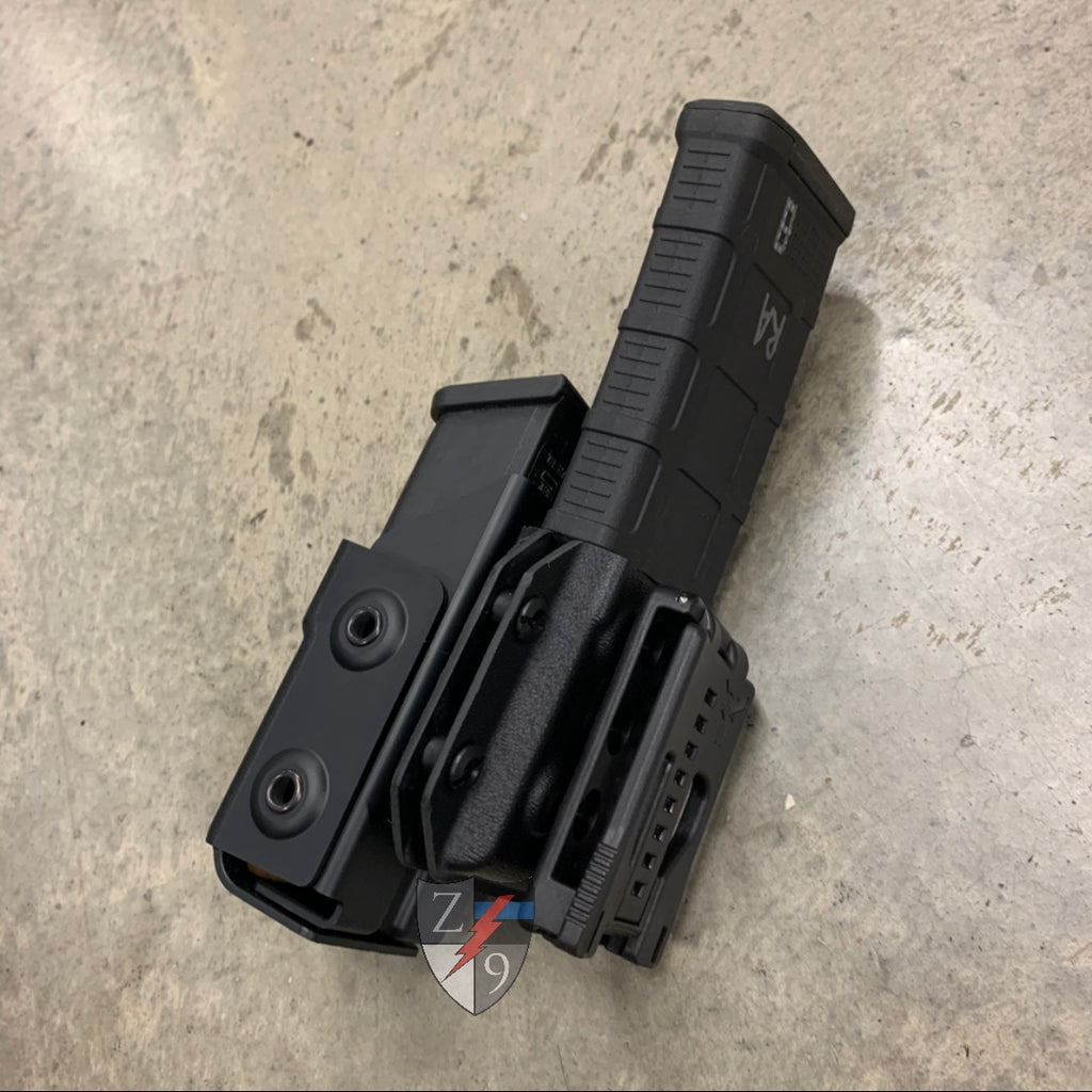 AR/PISTOL MAG COMBO CASE WITH TEK-LOK