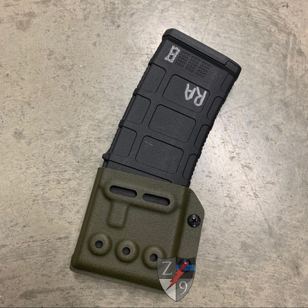 OD Green AR Mag Case