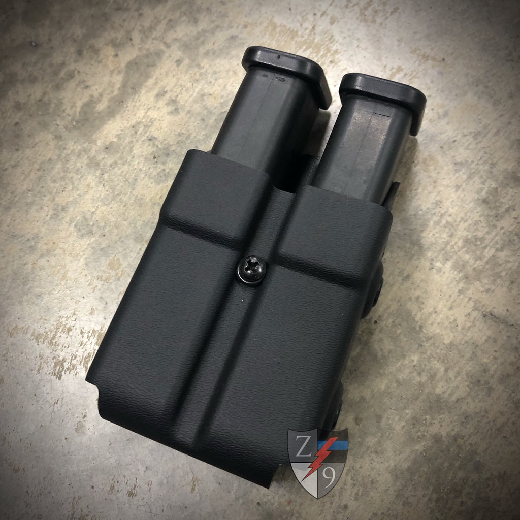 Duty Style Double Mag Pouch