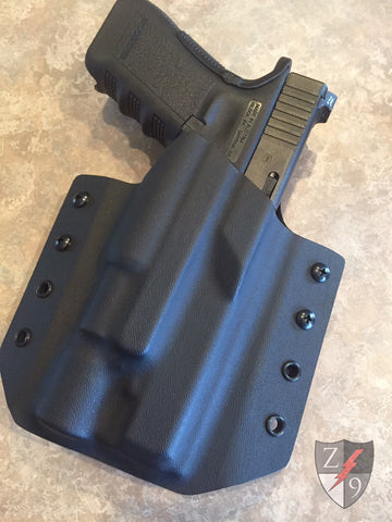 ZERO9 LIGHT BEARING HOLSTER