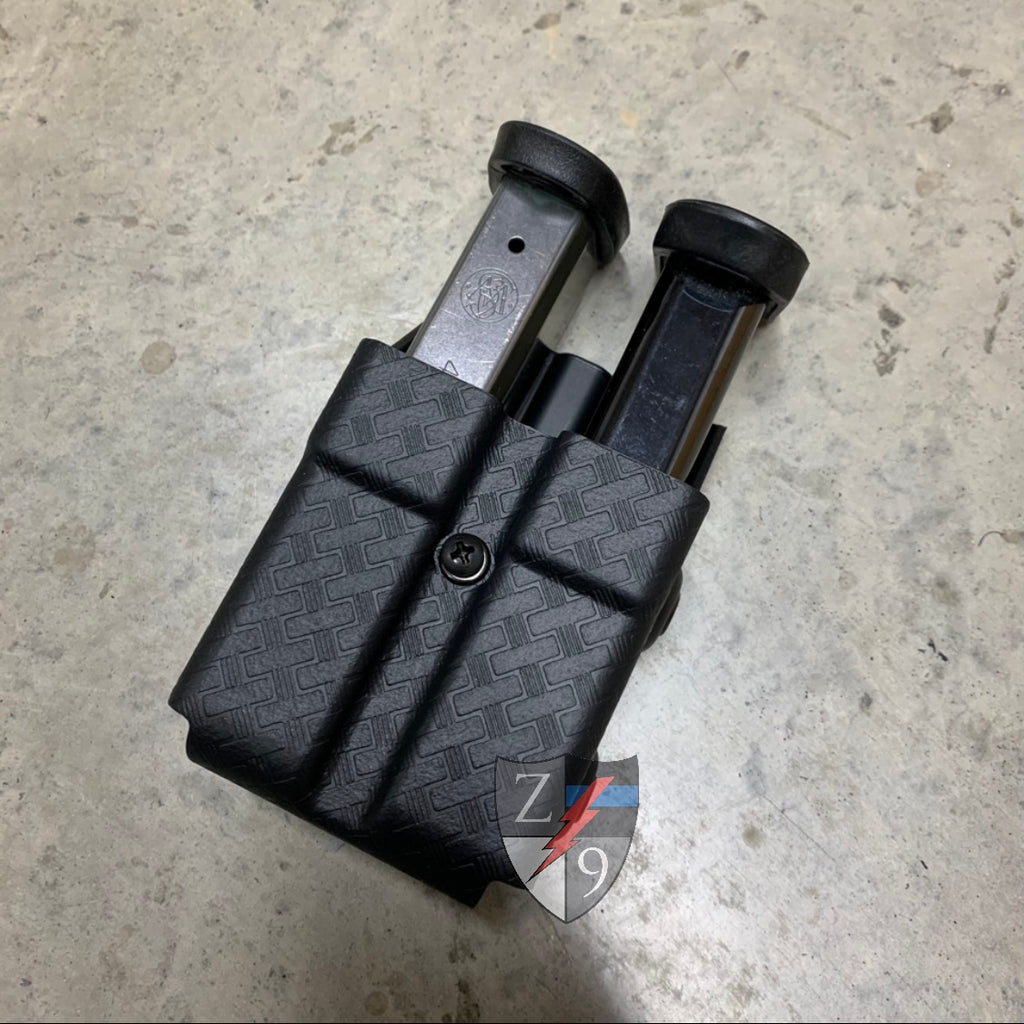 OTHER 45 Cal Double Mag Case