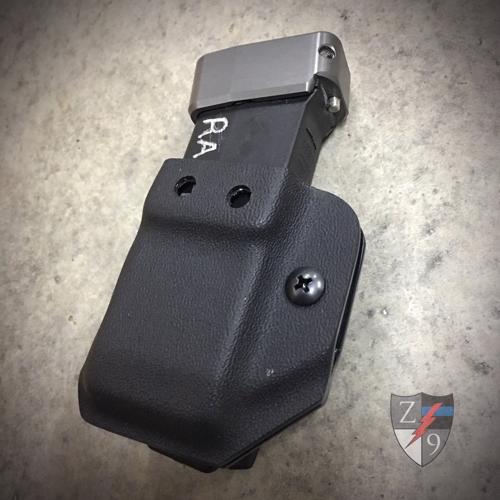 Glock 43 Single Mag Pouch
