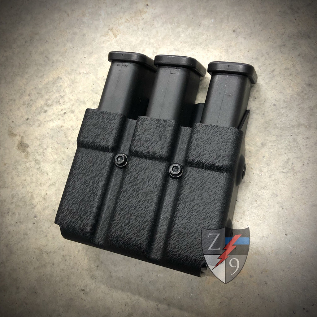 Duty Style Triple Mag Case
