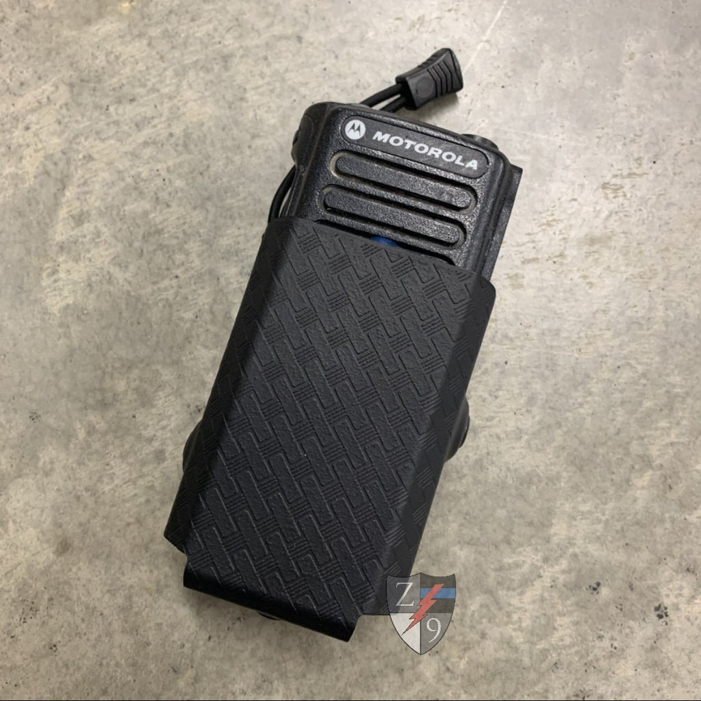 APX100/APX900 Radio Case Basketweave