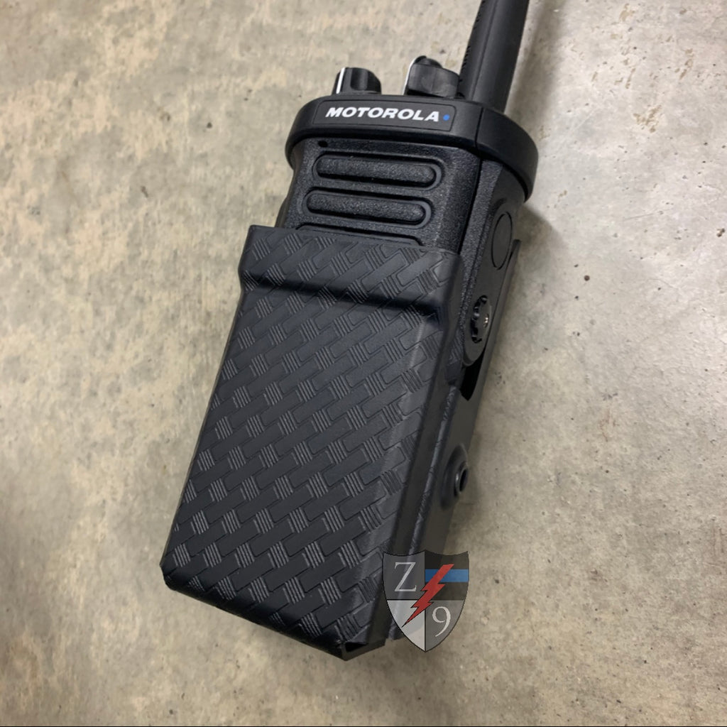 APX4000 RADIO CASE BASKETWEAVE