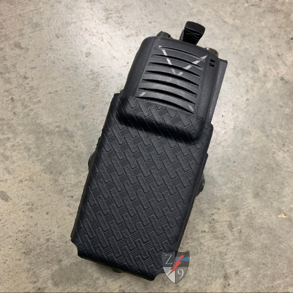 XG-25/XG-75/P7300 Radio Case Basketweave