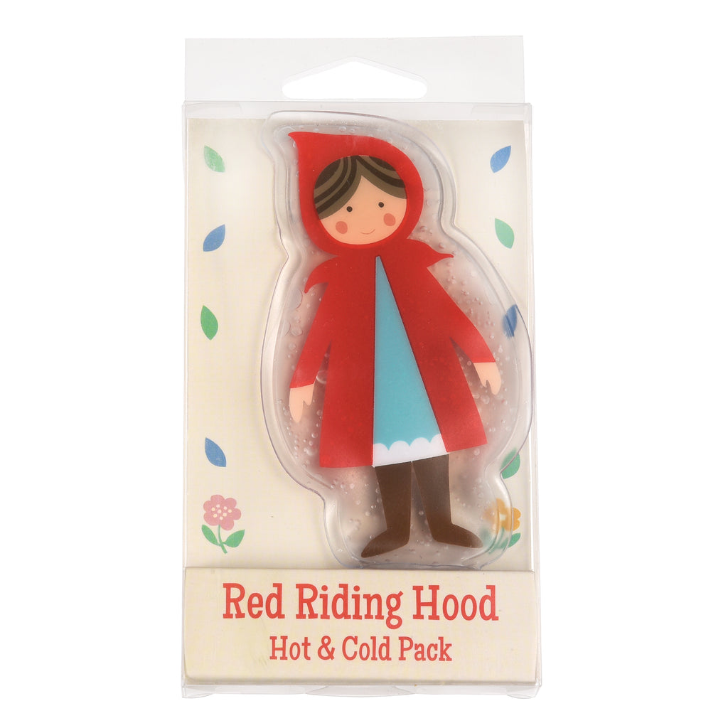 Rex London - Hot/Cold Pack - Red Riding Hood or Cocrodile