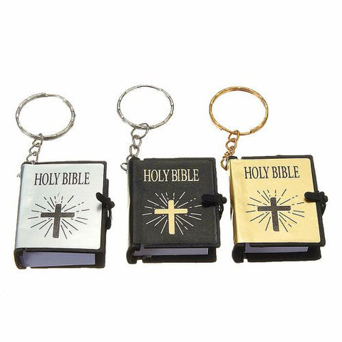 Holy Bible Keyrings
