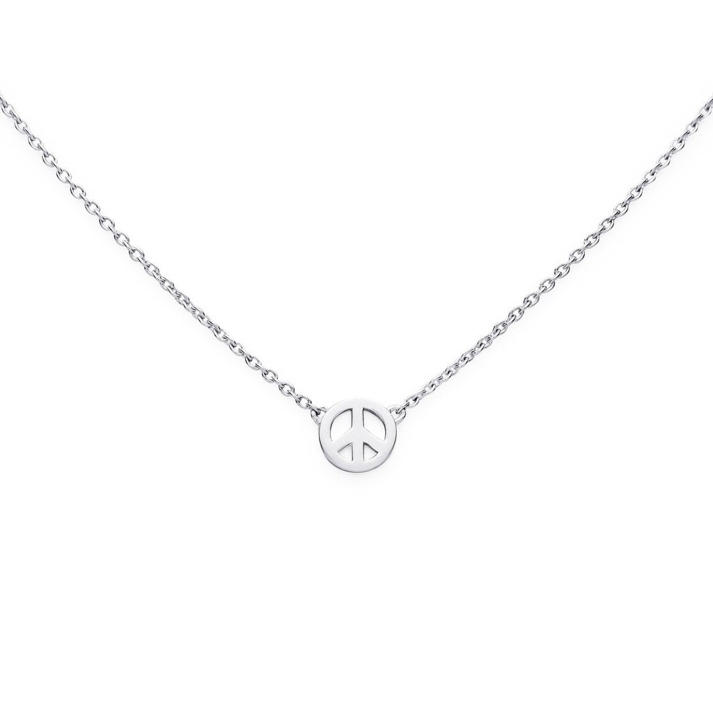 Bo + Bala PEACE NECKLACE